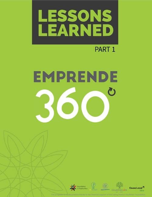 LessonsLearned_Emprende360_2020_FoundationforPuertoRico