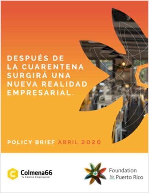 PolicyBrief_Abril2020_Colmena66_FoundationforPuertoRico