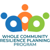 Logo_WHOLE COMMUNITY RESILIENCE PLANNING_English